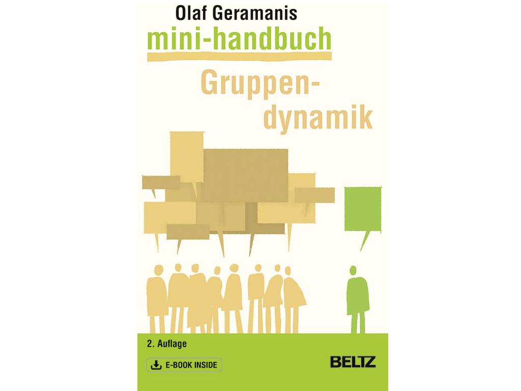 Deckblatt mini-handbuch Gruppendynamik